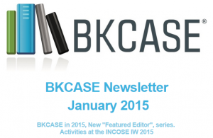 BKCASE-Newsletter-January-2015