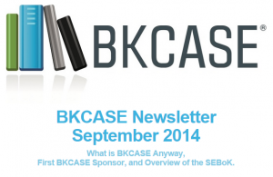 BKCASE-Newsletter-September-2014